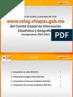 COMPARATIVO 2010-2011
