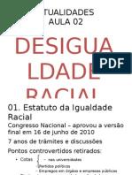 Atualidades Aula 02 Igualdade Slide