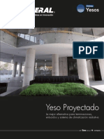 Manual Yeso Proyectado