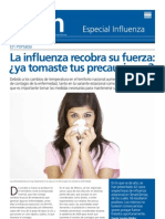 Flash Especial Influenza