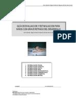 Guia de Evaluacion e intervencion para niños con Pluridiscapacidad