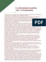 Istruzioni Per La Meditazione Vipassana-Vivekananda