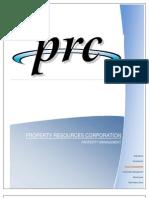 PRC - Property Management 2011