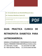 GUIA PRACTICA CLINICA DE Retinopatía Diabética para latinoamérica 2011
