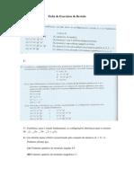 Ficha de Exercícios de Revisão explicaçoes