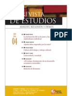 Revista de Estudios, nº 04, junio 2009