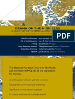 Drama on the High Seas