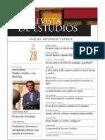 Revista de Estudios, nº 28, mayo 2011