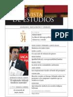 Revista de Estudios, nº 34, noviembre 2011