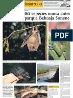 Perú y su megabiodiversidad