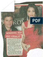 Aishwarya Rai's Celebrity Hairdresser Asgar - featured in Eastern Eye