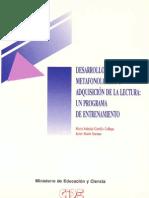 Libro Desarrollo metafonl¢gico y adquisici¢n d ela  lectura. CIDE