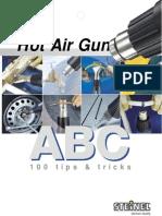 Hot Air Gun Tips
