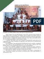 Apostila Sociedade Espiritualista Mata Virgem CURSO de UMBANDA Classificacao Dos Exus