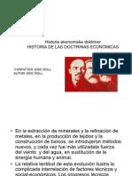 Historia de Las Doctrinas Economic As Eric Roll Danes Parte 70