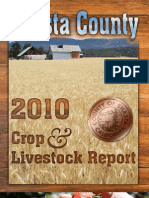 Shasta County 2010 Crop and Livestock Report - Eating Local Food