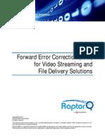 RaptorQ Technical Overview - Marketing Version 1-25-12