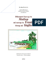 A Mwotlap-French-English Dictionary (2012 version)