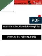 Apostila Logistica CST Processos Gerenciais 2008.II
