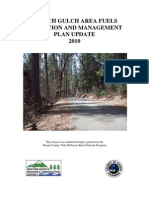 French Gulch Area Fuels Reduction and Management Plan 2010