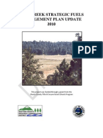 Cow Creek Strategic Fuels Management Plan