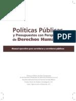 Politicas Publicas y Derechos Humanos