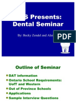 Dental Seminar