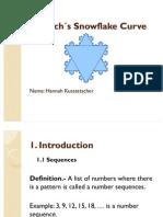 Von Koch´s Snowflake Curve