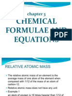 chemical formulae and equations @ mohdnorihwan.blogspot.com