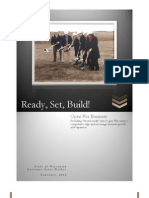 Ready, Set, Build - Report 2.14.12