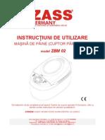 ZBM02 Manual Utilizare