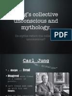 Jung's archetypes and modern mythology