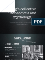 Jung's archetypes and modern mythology
