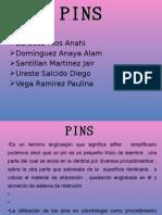 Presentacion Pins
