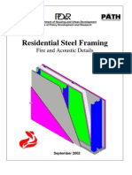 Residential Steel Framing