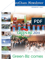 EuroCham Vietnam Newsletter Q3 2011