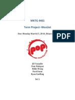 Westjet Project - Final Final