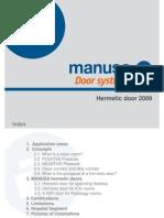 Manusa Door System