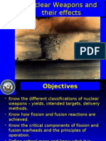 6564719 Nuclear Weapons and Effects