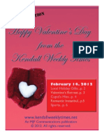 Kendall Times Feb 14th