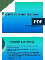 4 Clase 11 de Abril Fisiologia Bacteriana