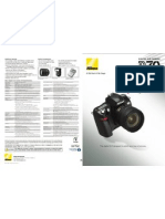 D70 Brochure