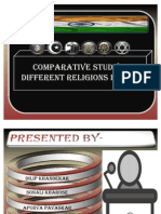 Comparative Study of Different Religions in India