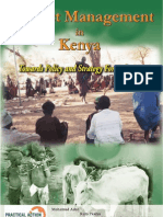 Conflict Management in Kenya_ Towards Policy and Strategy Formulation