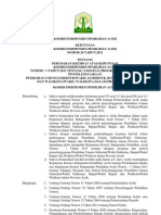 Keputusan Kip Aceh No. 26 Tahun 2011 - Tahapan Putusan Sela