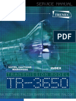 TR-3650 Service Manual