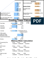Basin Volume Calculation
