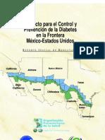 Diabetes en La Frontera