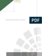 Bearing Market Research