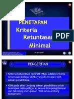 10.Penetapan KKM